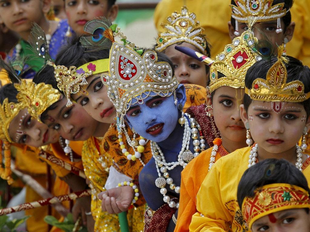 Festivals-Janmashtami