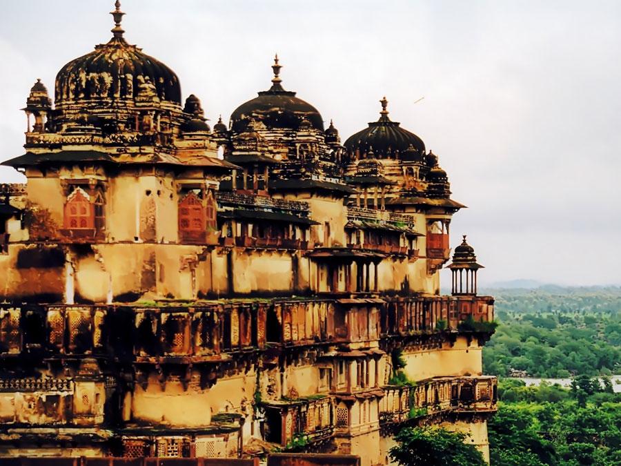 Enchanting-Temple-Orchha