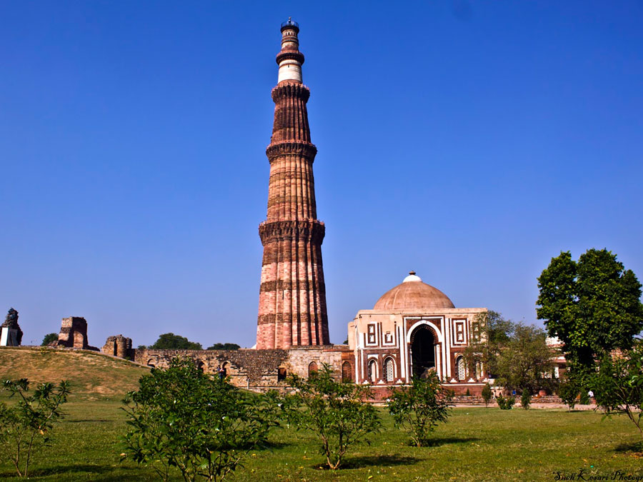 India's-Top-Destinations-Delhi