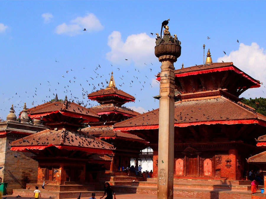 India's-Top-Destinations-Kathmandu