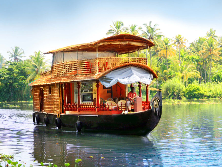 India's-Top-Destinations-Kerala