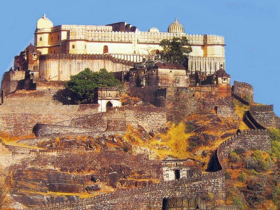 India's-Top-Destinations-Kumbhalgarh