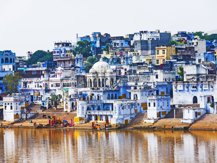 India's-Top-Destinations-Pushkar