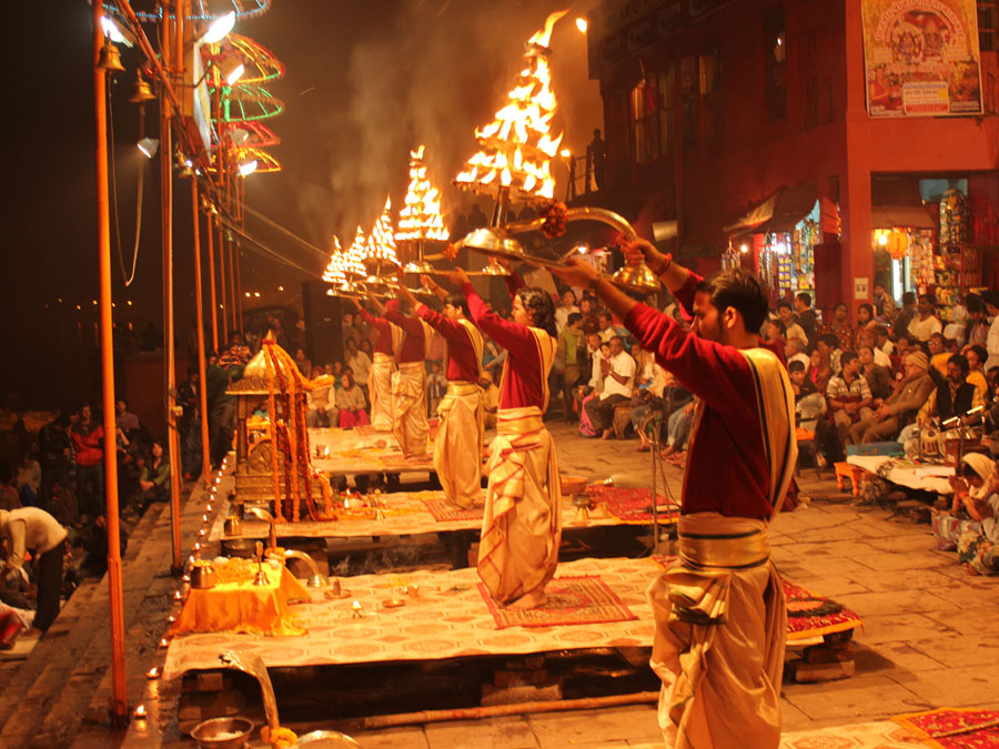 India's-Top-Destinations-Varanasi