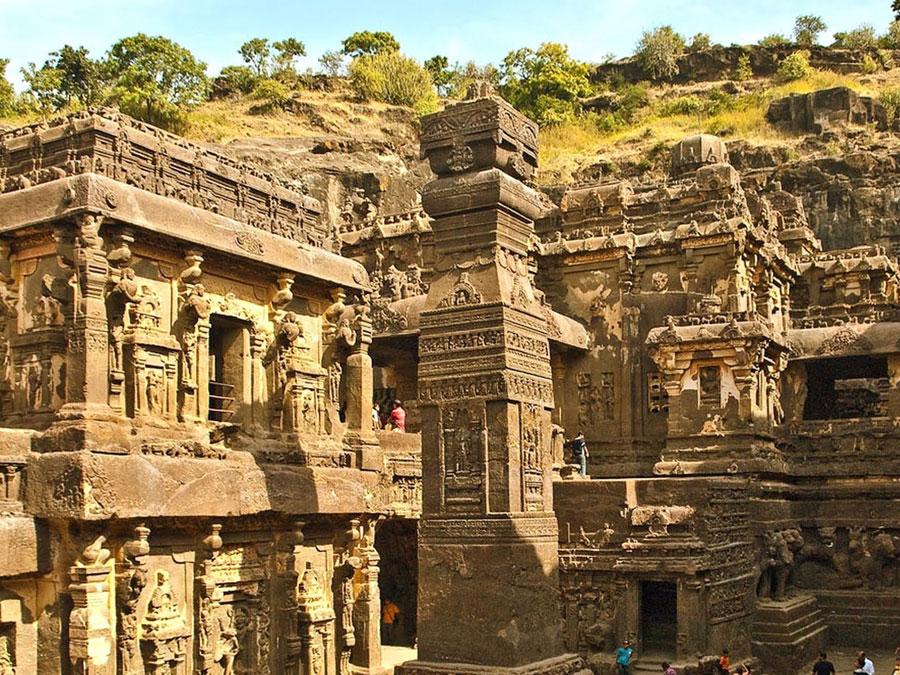 Mumbai-Ajanta-Ellora-Tour