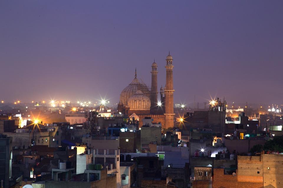 Delhi Visited Places